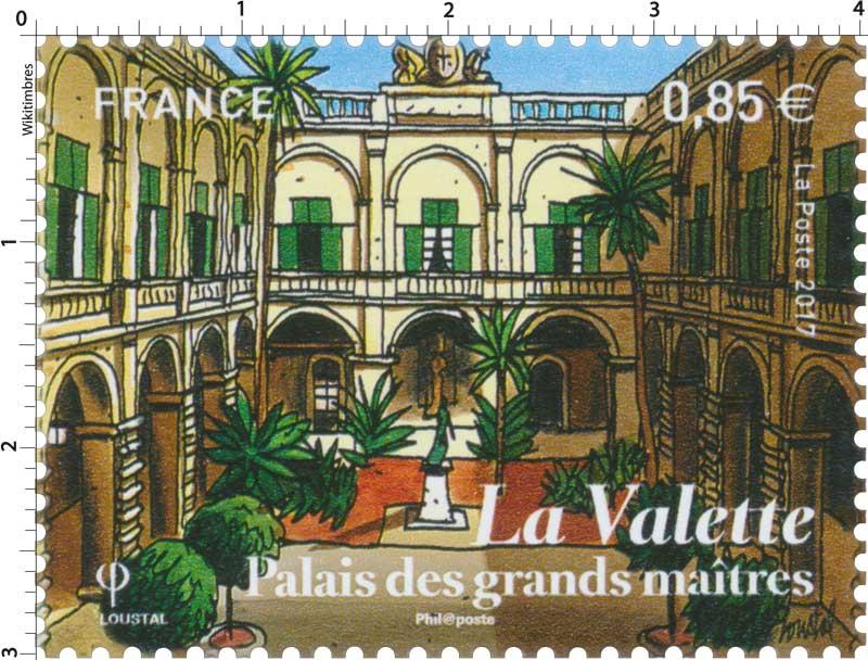 2017 La Valette  Palais des grands maîtres