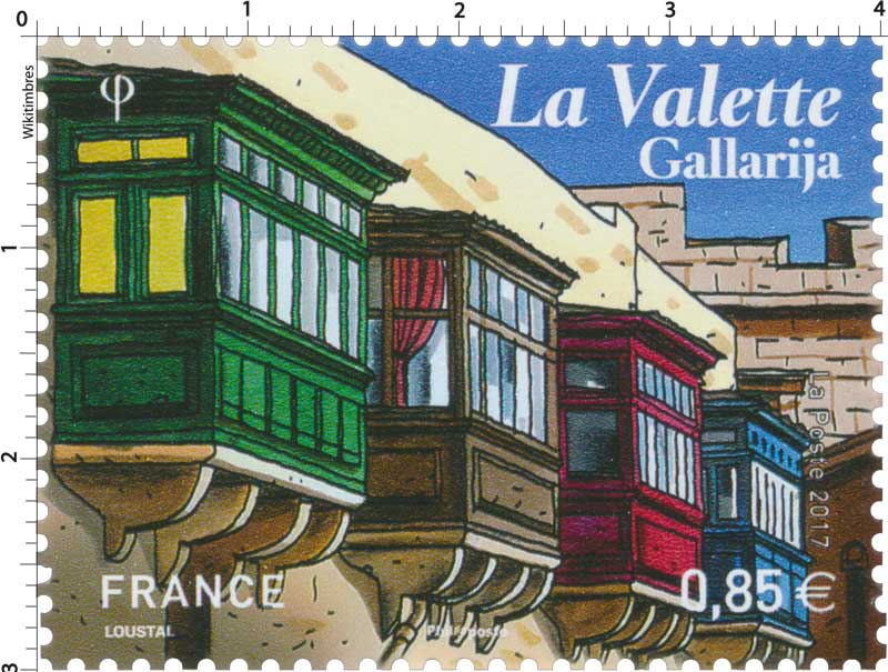 2017 La Valette  Gallarija