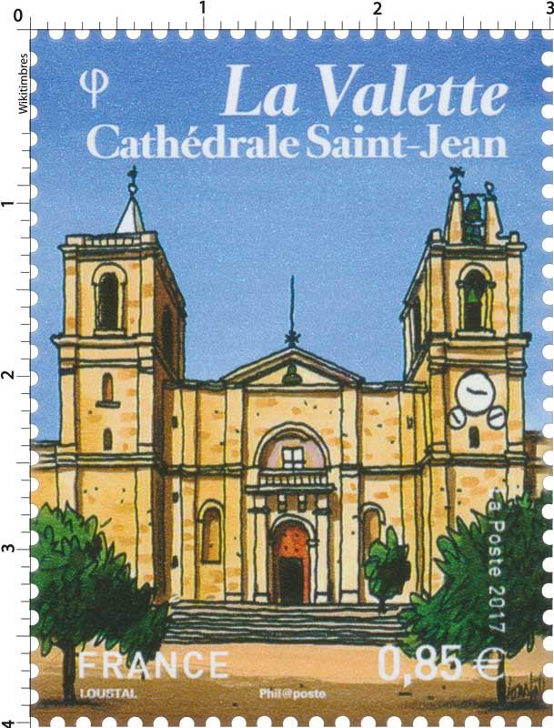2017 La Valette Cathédrale Saint-Jean