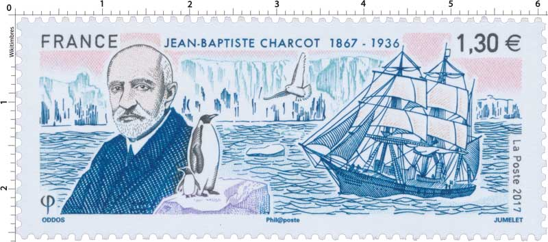 2017 Jean-Baptiste Charcot 1867-1936