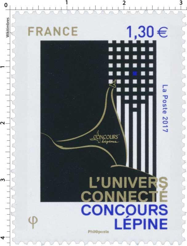 2017 L'univers connecté - Concours Lépine