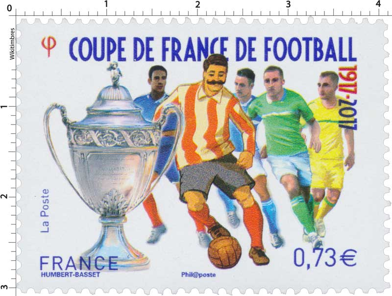 2017 Coupe de France de football 1917-2017