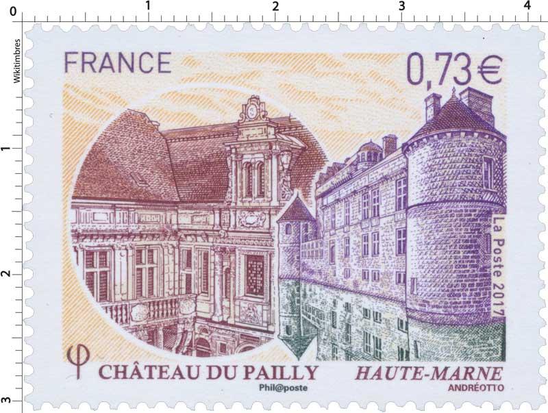 2017 Château du Pailly Haute-Marne