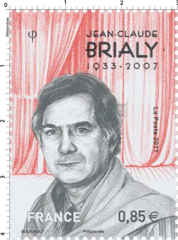 2017 Jean-Claude Brialy 1933 - 2007