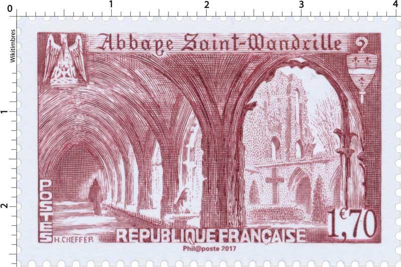 2017 Abbaye Saint-Wandrille