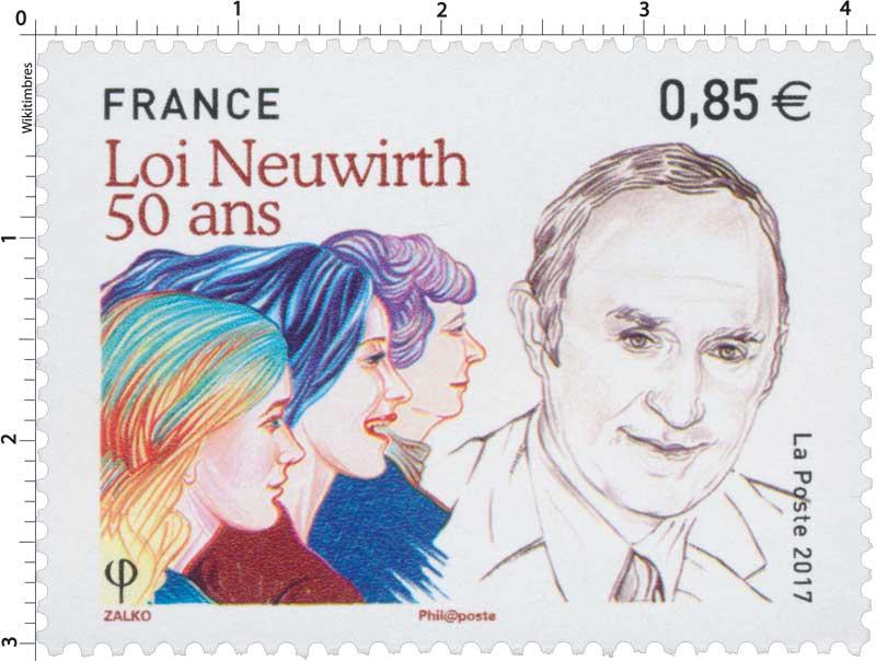 2017 Loi Neuwirth 50 ans
