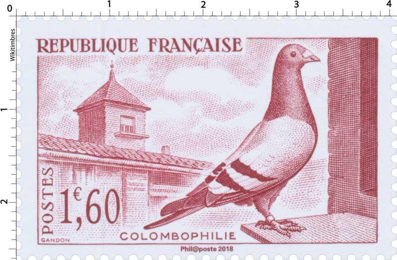 Trésors de la Philatélie 2018 - COLOMBOPHILIE