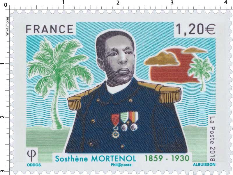 2018 Sosthène Mortenol 1859-1930