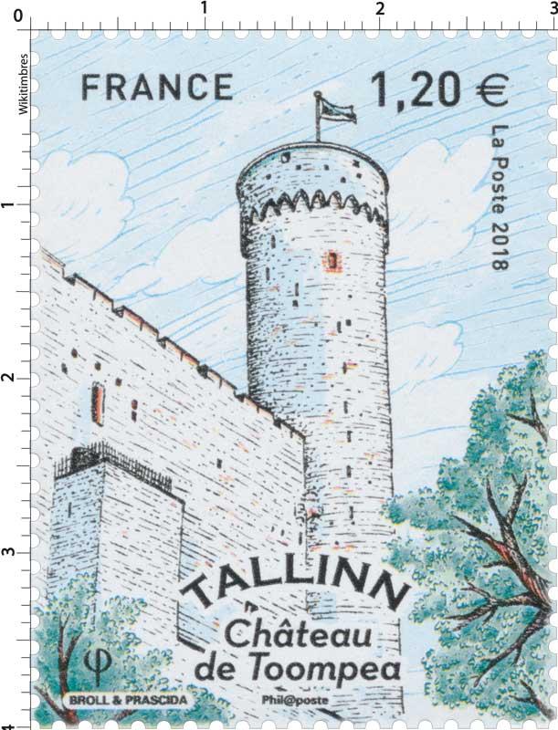 2018 TALLINN - Château de Toompea