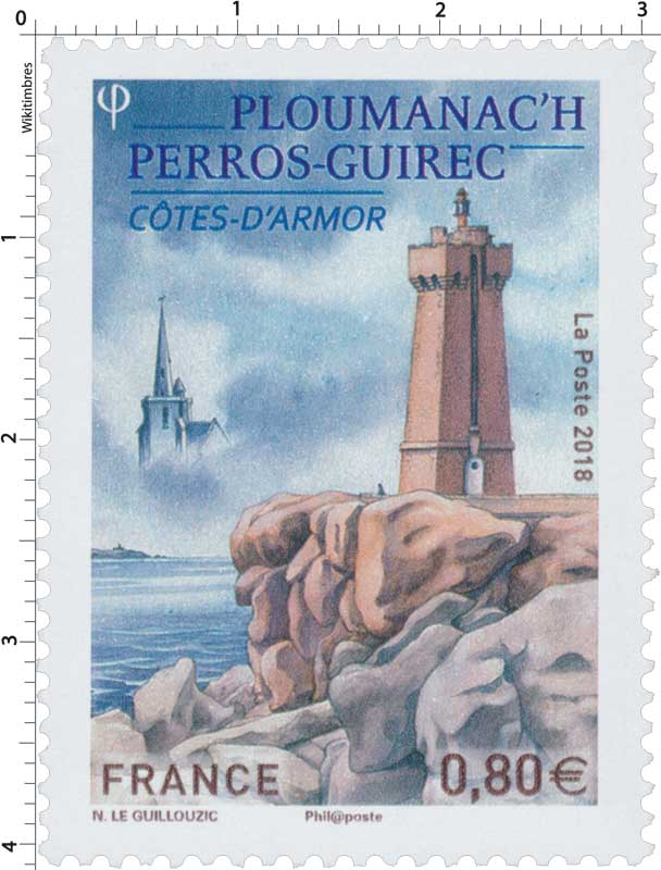 2018 Ploumanac'h  -  Perros-Guirec  -  Côtes - d'Armor