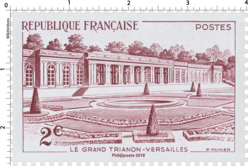 2018 Le Grand Trianon - Versailles