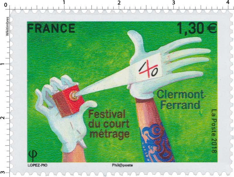 2018 Festival du court métrage Clermont-Ferrand