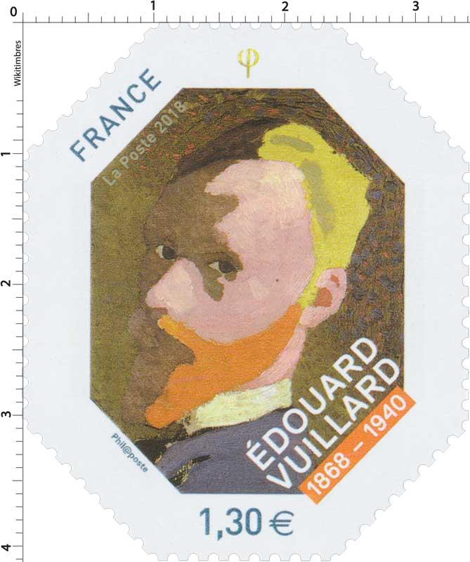 2018 EDOUARD VUILLARD 1868-1940