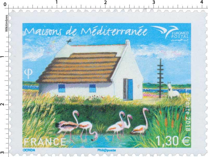 2018 Maisons de Méditerranée