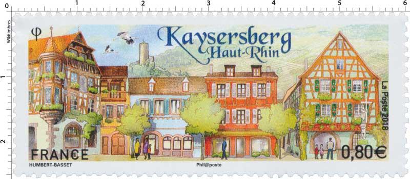 2018 Kaysersberg - Haut-Rhin