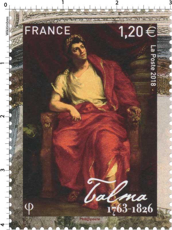 2018 Talma 1763-1826