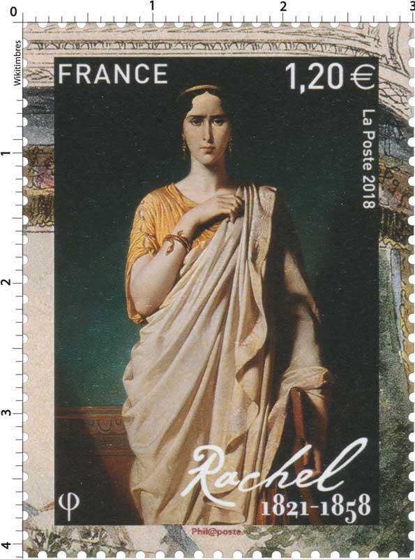 2018 Rachel 1821 - 1858