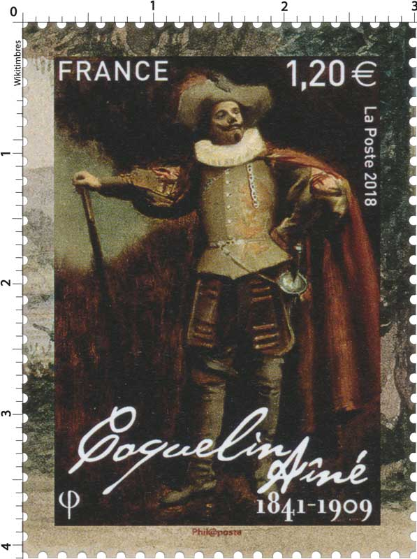 2018 Coquelin Aîné 1841 - 1909