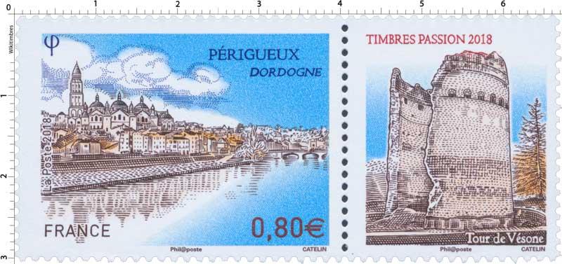 2018 TIMBRE PASSION -  Périgueux Dordogne