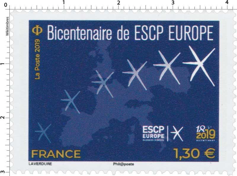 2019 Bicentenaire de ESCP Europe