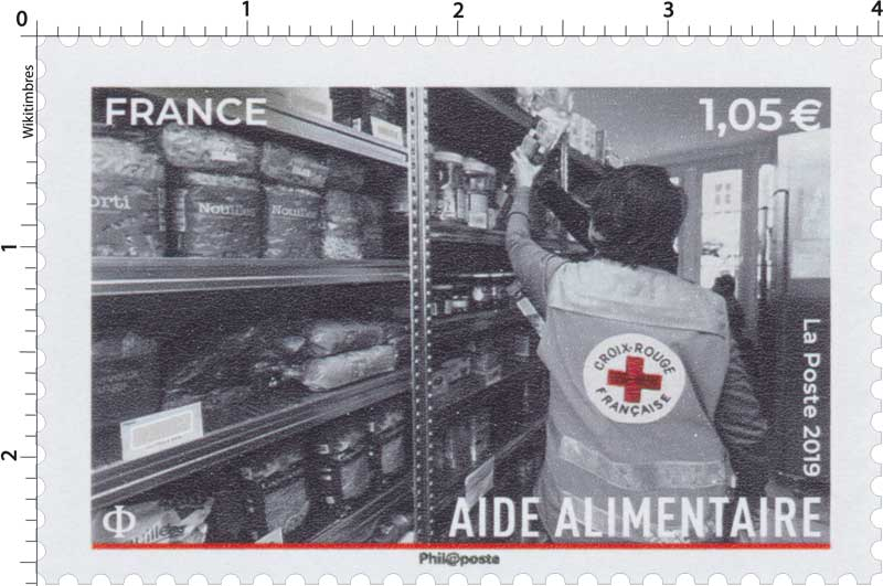 2019 AIDE ALIMENTAIRE