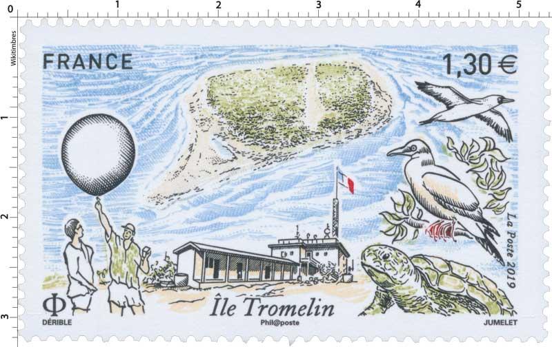 2019 Île Tromelin