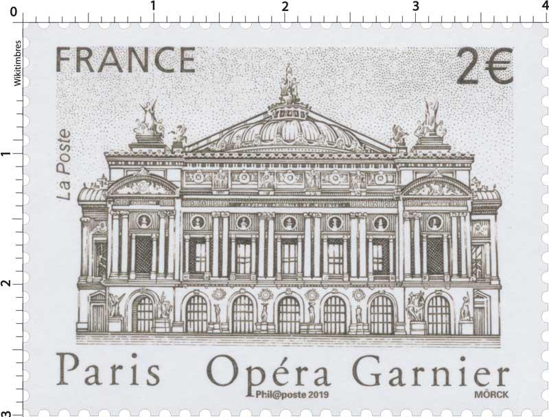 2019 PARIS Opéra Garnier