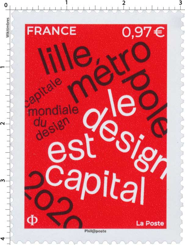 2020 Lille Métropole Capitale Mondiale du Design