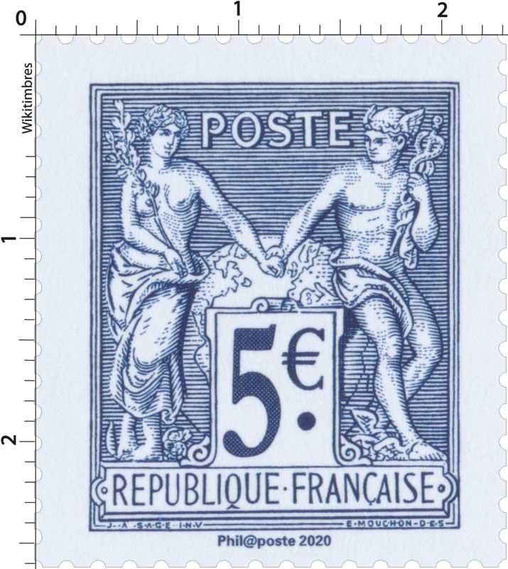 2020 Patrimoine de France - Sage type I