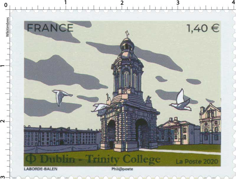 2020 Dublin - Trinity College