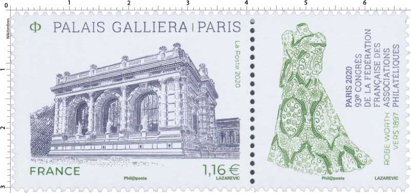 2020 93e congrès FFAP -  PALAIS GALLIERA PARIS