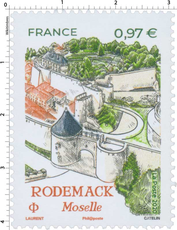 2020 RODEMACK Moselle