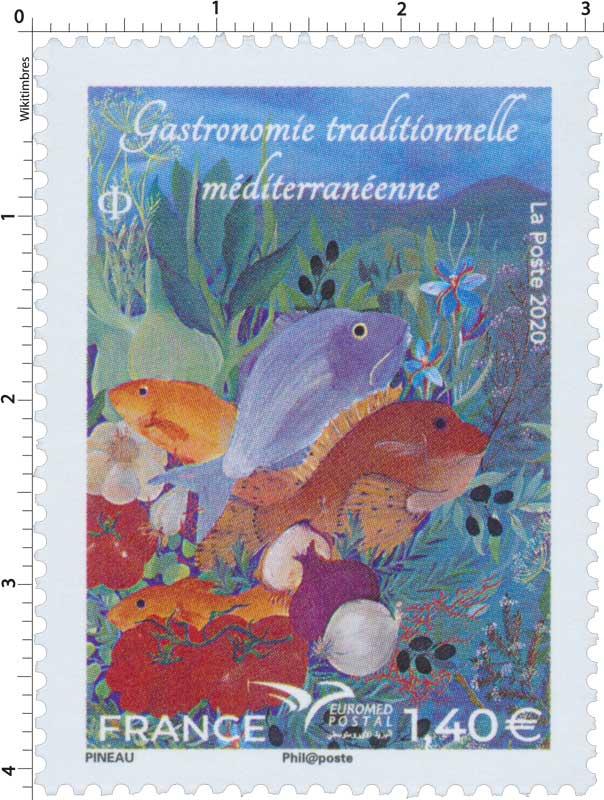 2020 Gastronomie traditionnelle méditerranéenne