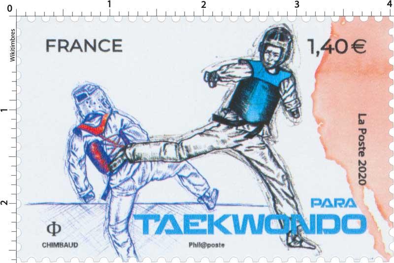 2020 Para Taekwondo