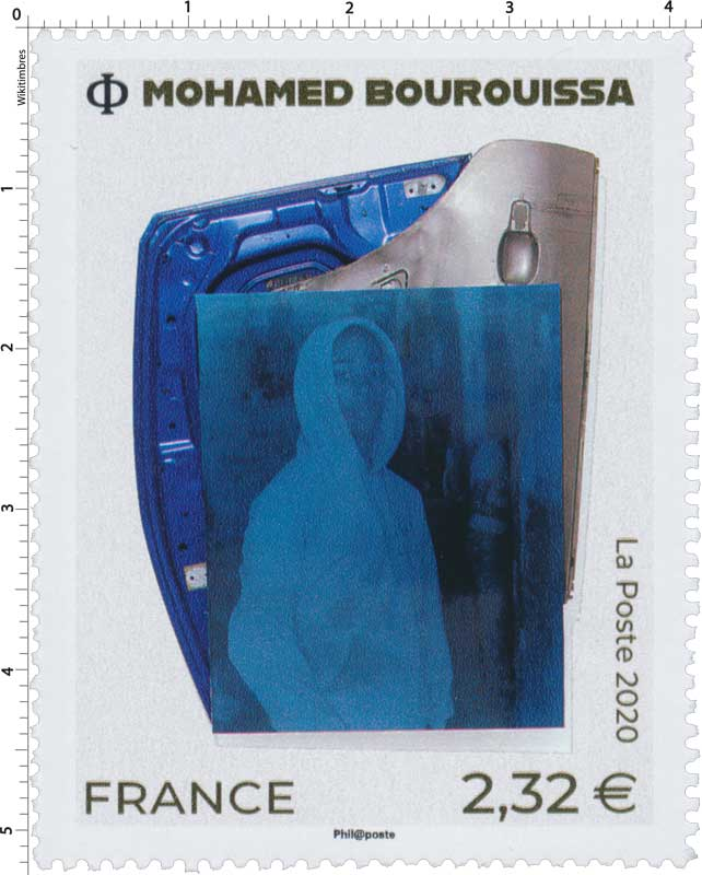 2020 Mohamed BOUROUISSA