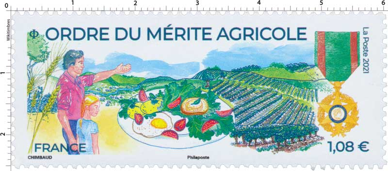 2021 Ordre du Mérite agricole