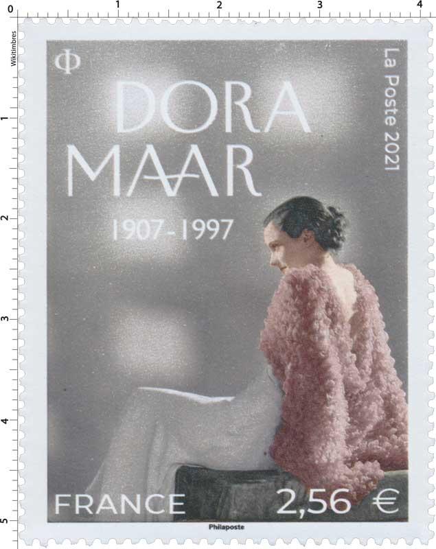 2021 DORA MAAR 1907 - 1997