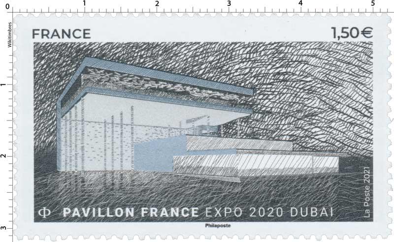 2021 PAVILLON FRANCE – EXPO 2020 DUBAI