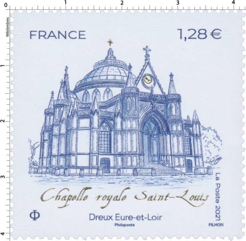 2021 Chapelle royale Saint-Louis - Dreux Eure-et-Loir