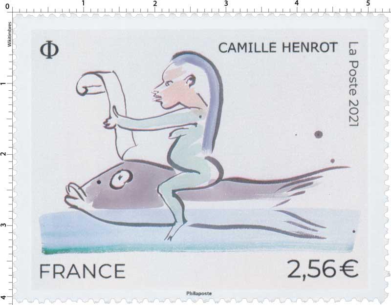 2021 Camille HENROT