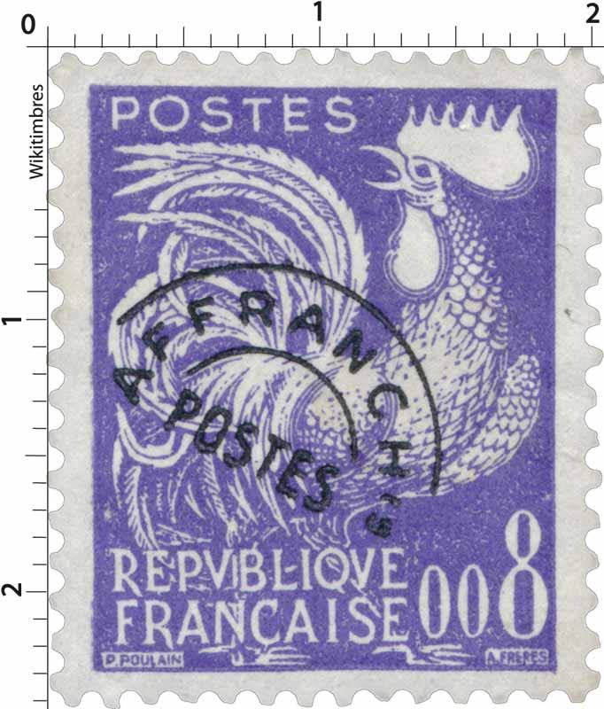 Coq Gaulois 1960