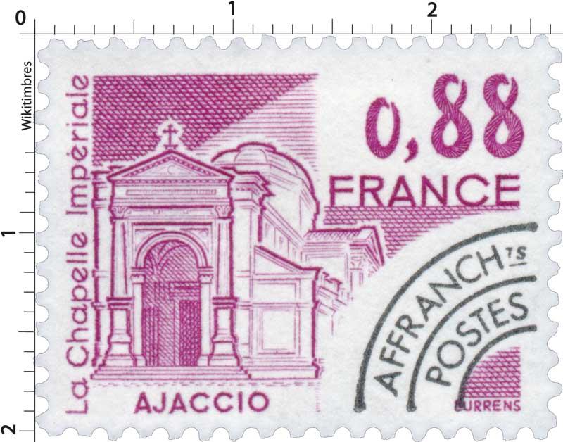 La chapelle impériale Ajaccio