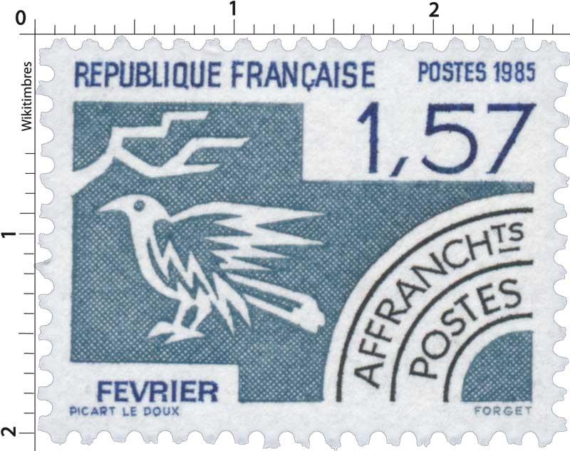1985 FÉVRIER