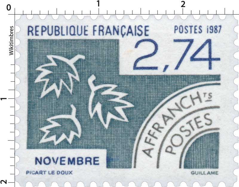 1987 NOVEMBRE