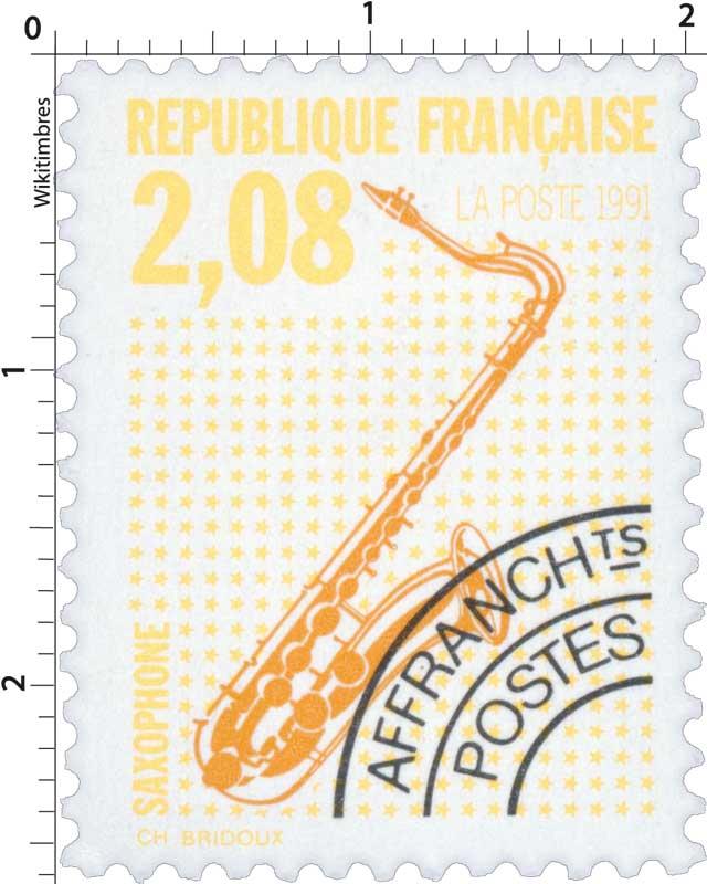 1991 SAXOPHONE
