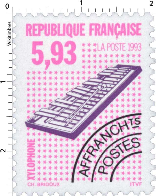 1993 XYLOPHONE
