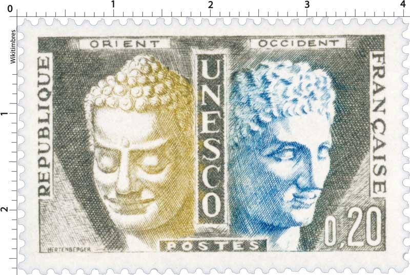 UNESCO ORIENT OCCIDENT