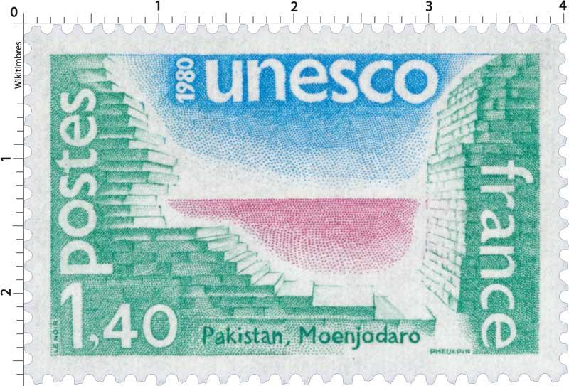 1980 Unesco Pakistan, Moenjodaro