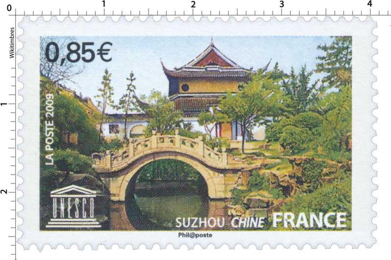 2009 UNESCO SUZHOU CHINE