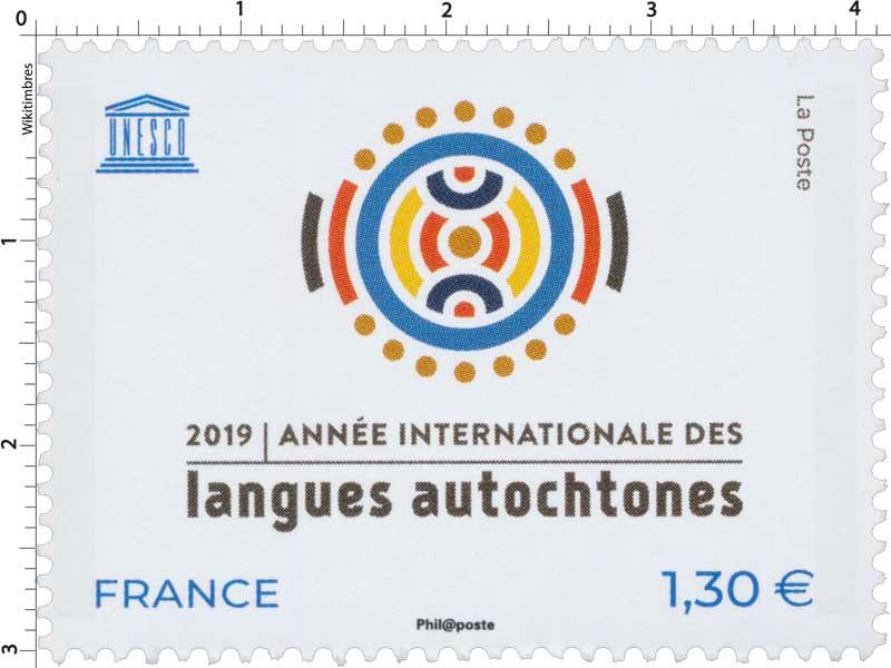 2019 Année internationale des langues autochtones